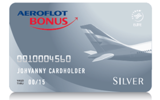Детально о получении серебряной карты Аэрофлот Бонус: что даёт, условия, инструкция