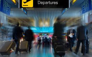 Подробно о регистрации на рейс Аэрофлота: онлайн, в аэропорту