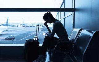 Действия в случае отмены рейса Аэрофлотом, обязанности авиакомпании, компенсация