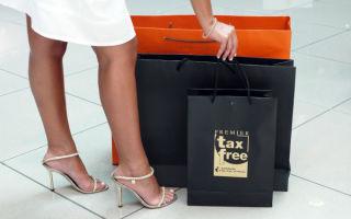 Инструкции по получению tax free в аэропортах Италии