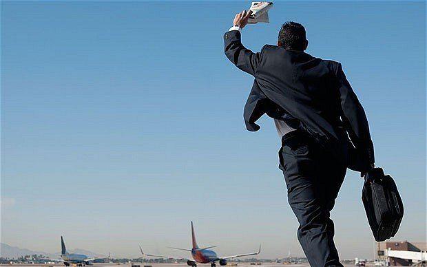 Что делать, если самолет улетит без вас