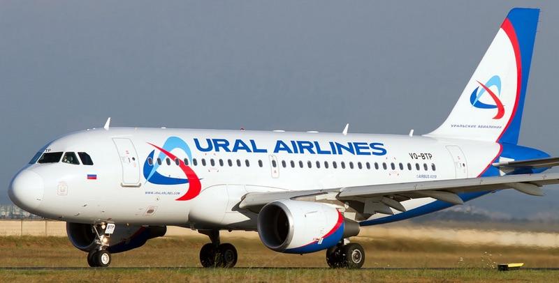 Фото самолета Уральские авиалинии