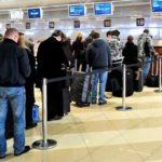 Очередь в аэропорту: ее можно избежать при онлайн-регистрации
