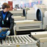 Проверка багажа после регистрации на рейс