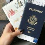 Загранпаспорт для покупки авиабилета