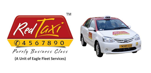 Фото Red Taxi