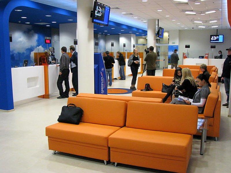 Офис Аэрофлот