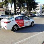 Сервис заказа такси «Везет»